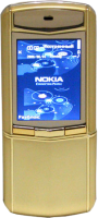 Nokia 8910 - золотой