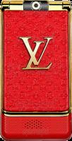 Louis Vuitton F16 красный